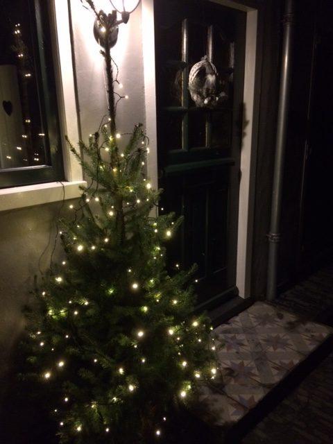 Christmas atmosphere in Holiday home Smoek