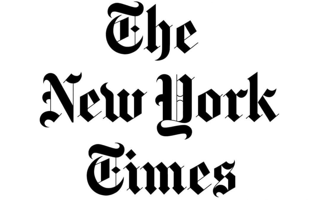 Wadden Islands on the New York Times travellist