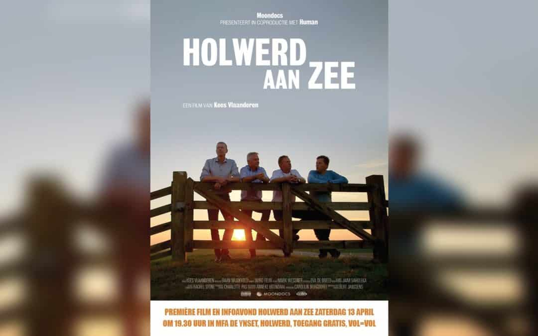 Der Dokumentarfilm Holwerd aan Zee ist eine Ode an den Mut, groß zu denken